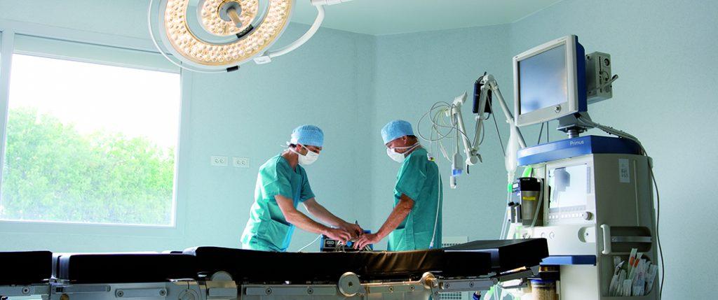 La Neurochirurgie: une nouvelle offre de soinsau PSLV